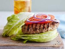 Healthy Jumbo Burgers Recipe
