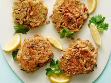 Healthy Crab Cakes Recipe