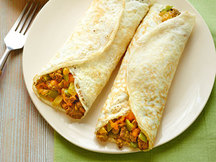 Healthy Cheeseburger Crepes Recipe