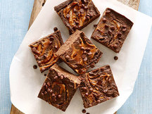 Healthy Peanut Butter Brownies Recipe