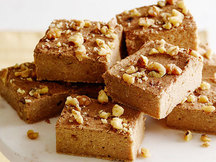 Healthy Banana Walnut Bars Recipe