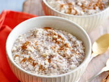 Healthy Clean & Hungry Rice Pudding Recipe