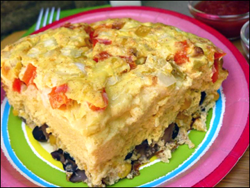 Recipe oven omelet simple