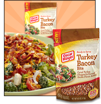 Perk Up Your Salad with Turkey!