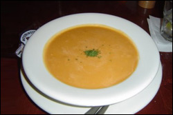 Lobster Bisque, Average