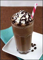 HG's Mocha-Happy Frappé