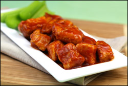HG's Oh-Honey-Honey Boneless BBQ Wings