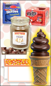 Sweet Scents, Stationery, and Decor!