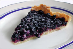 Blueberry Pie, Average