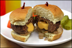 HG-ed Up Juicy Lucy
