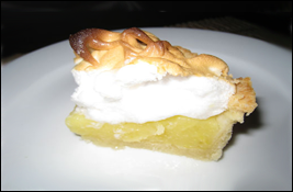 Lemon Meringue Pie, Average