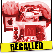 RECALLS! (It Can't All Be Good News.)