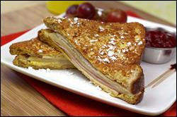 HG's Monte Cristo Sandwich
