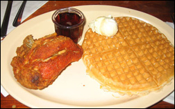 Chicken and Waffles, Average