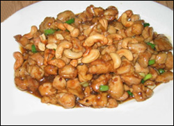 Cashew Chicken, Average