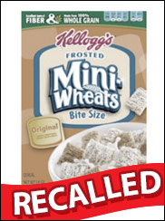 Mini-Wheats. Mega-Recall.