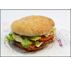 Burger King's Avocado & Swiss Whopper