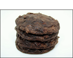 Triple Chocolate Cookies, Average