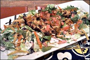 Chili's Santa Fe Chicken Salad