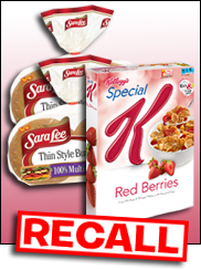 Check Your Breads and<br/> Special K Red Berries Cereal!