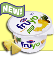 It's Not Fro Yo. It's Fruyo!
