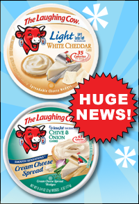 The Laughing Cow Family Expands!