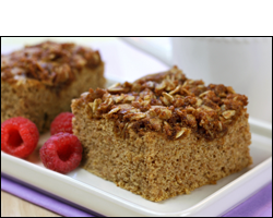 HG's Coffee Crumb-Yum Cake