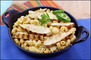 HG's SW Chicken Mac 'n Cheese