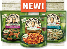 New Meals from Team Newman!