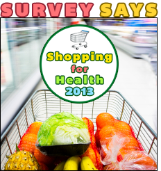 The Results Are In: <br/>Shopping for Health Is Hard!