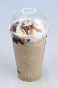McDonald's McCafé Chocolate Chip Frappé