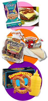 Hot Pretzels, Cool Calorie Counts!