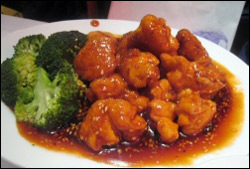 Sesame Chicken, Average