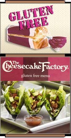 It's a Gluten-Free Frenzy!