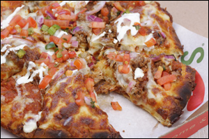 Chili's Taco Pizza