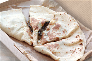 Taco Bell's Cantina Double Steak Quesadilla