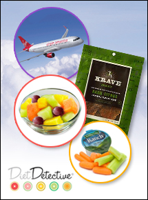 Snacks on a Plane!