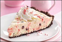 HG's Candyland Peppermint Pie