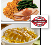 Boston Market's Meals Under 550 Calories