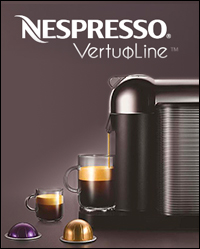 VertuoLine Coffee Brewer