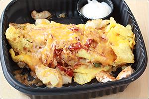 IHOP's Chicken Fajita Omelette