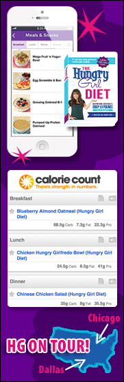 The HG Diet App, Calorie Count Community, and Tour News
