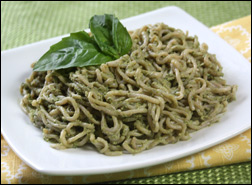 HG's Simply the Pesto Spaghetti