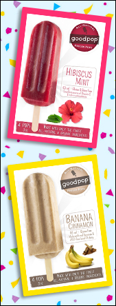 Win a GoodPop Party for You & Your Pals!