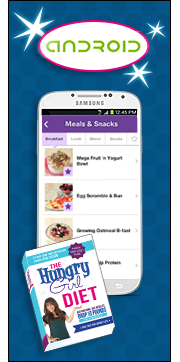 The Hungry Girl Diet Companion App for Android