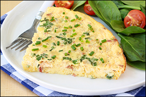 Hungry Girl's That's So Quiche Lorraine