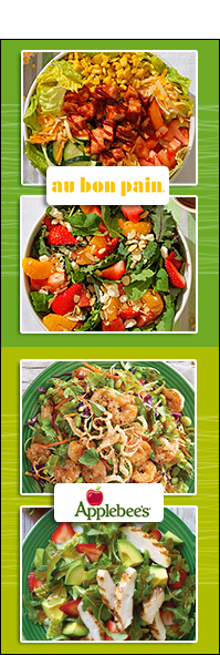 New Spring-Summer Salad Finds
