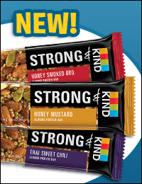 STRONG & KIND Almond Protein Bars
