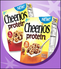 Cheerios Protein Cereal