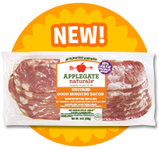 Applegate Naturals Uncured Good Morning Bacon